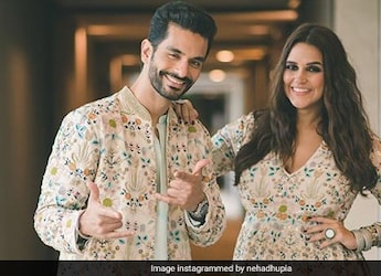Missing My 'Chai Lover': Neha Dhupia-Angad Bedi's Love Over 'Chai' Is Too Cute To Miss