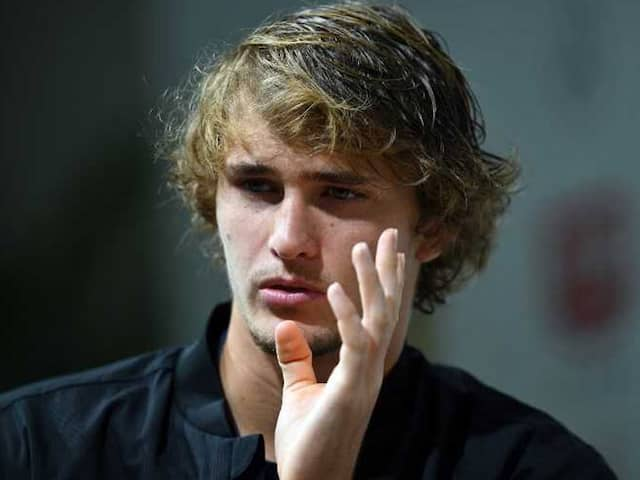 Alexander Zverev Blames Superstition For Ridiculous Use Of Towels