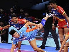 Pro Kabaddi League: UP Yoddha Deny Bengal Warriors Another Win