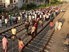 Rail Traffic On Amritsar-Jalandhar Route Remains Blocked After Tragedy