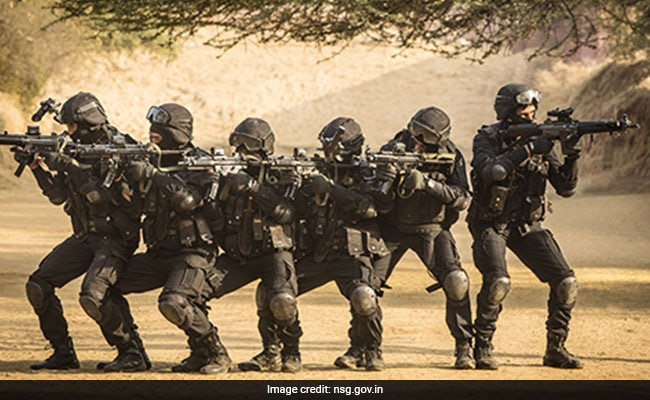 Elite Force NSG Acquires World's Smallest Spy Cam, Hi-Tech Weapons