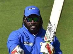 Chris Gayle Ends His List-A Career With Century Against Barbados