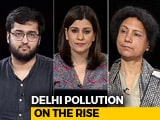 Video : Delhi Caught Unprepared By Pollution Again?