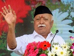 "Top RSS Policy-Making Body Meet To Have ""No Discussions On 2019 Polls"""