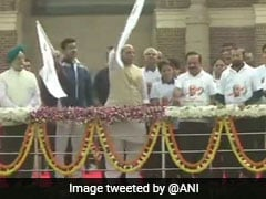 Ministers Oversee 'Run For Unity' On Sardar Patel's Birth Anniversary
