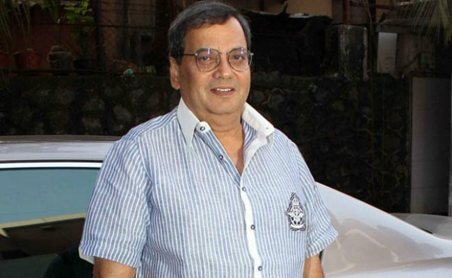 Subhash Ghai Denies Allegations Of Sexual Misconduct, Calls #MeToo A Fashion