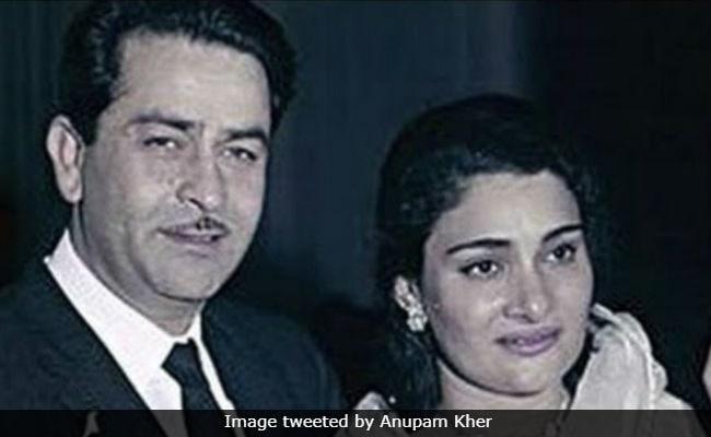 Raj Kapoor's Wife Krishna Raj Kapoor Dies Of A Cardiac Arrest At 87