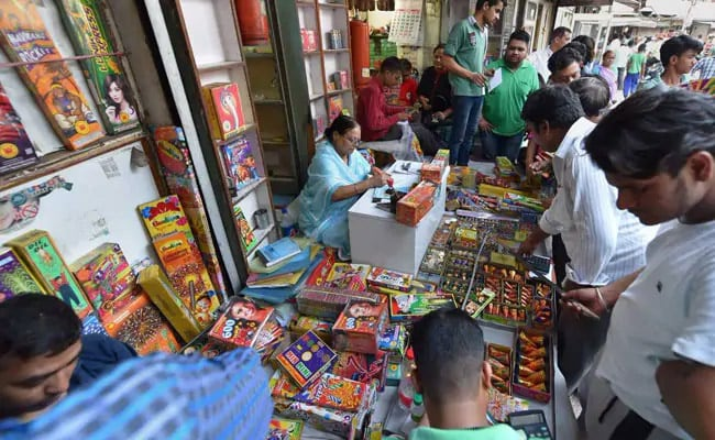 Sale Of Firecrackers Banned In Uttar Pradesh's Shamli