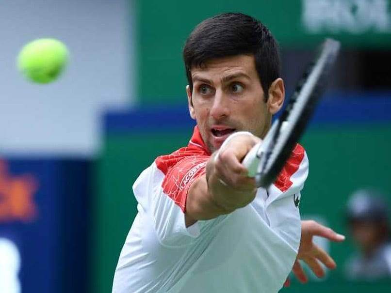 Shanghai Masters: Novak Djokovic Relishing Semi-Final Against
