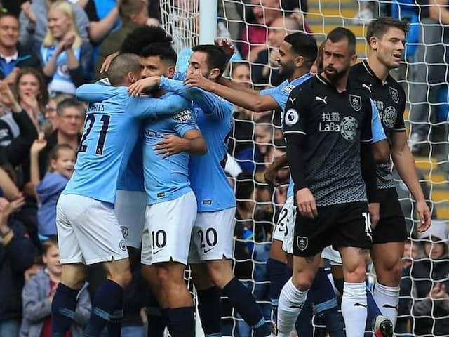 Premier League: Manchester City Score Five, Tottenham Hotspur Beat West Ham