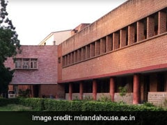 Delhi's Miranda House Is India's Top College, St Stephens No 4: Full List