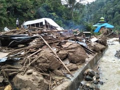 At Least 22 Killed In Indonesia Floods And Landslides