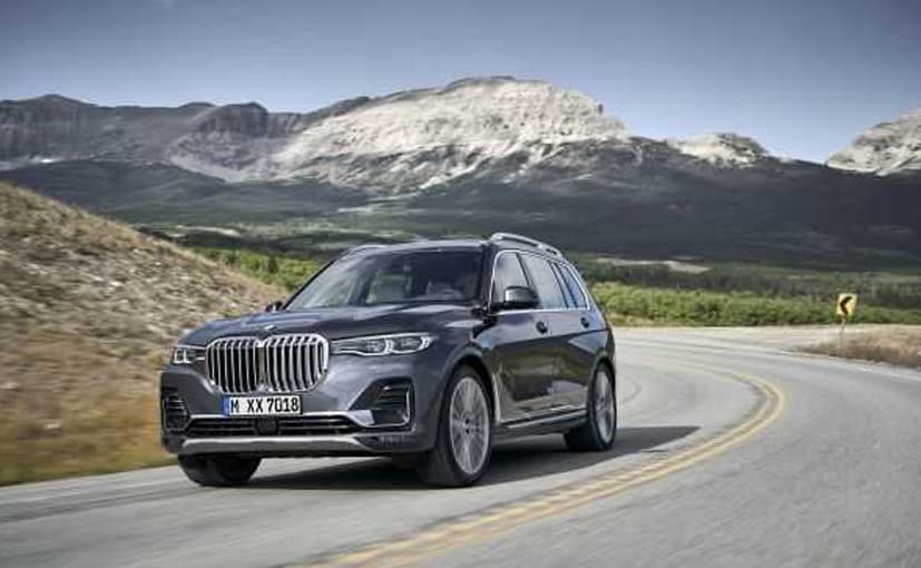 The New BMW X7 will be locally assembled in Chennai.