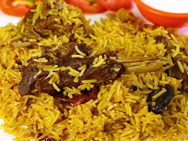 Video : How To Make Mutton Pulao At Home