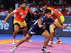 Pro Kabaddi League: Haryana Steelers Edge Past Gujarat Fortunegiants In Home Leg Opener