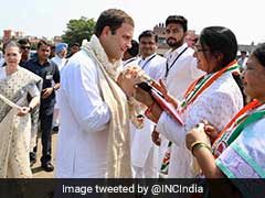 On Gandhi Jayanti, Congress To Meet At Wardha's Sevagram Ashram
