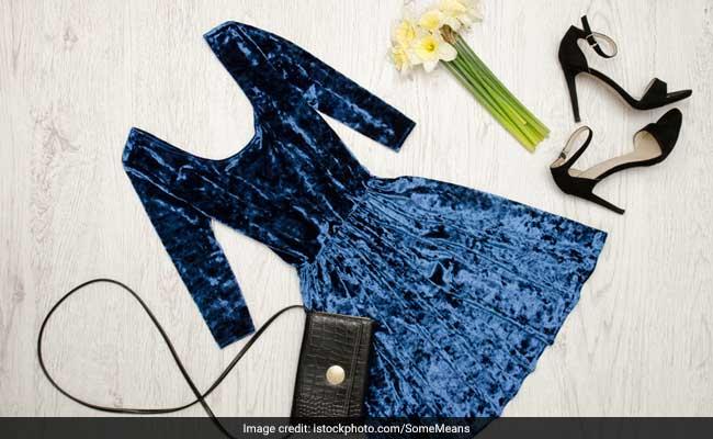 Trend Alert: 4 Velvet Dresses For The Party Season