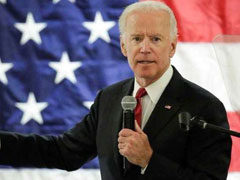 "Joe Biden Calls Packaged Bombs A ""Wake Up Call"""
