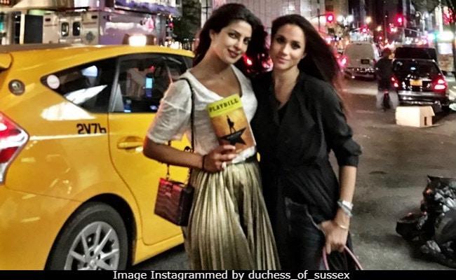 Priyanka Chopra 'Really Excited' About Meghan Markle's Pregnancy