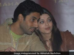 This 'Unforgettable' Pic Of Abhishek And Aishwarya Rai Bachchan Is Winning Hearts