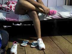 """""""Out Of Options"""": Venezuelan Exiles Turn To Prostitution To Feed Families"""