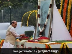 India Surrounded With Possibilities, Not Incapabilities: Rajnath Singh