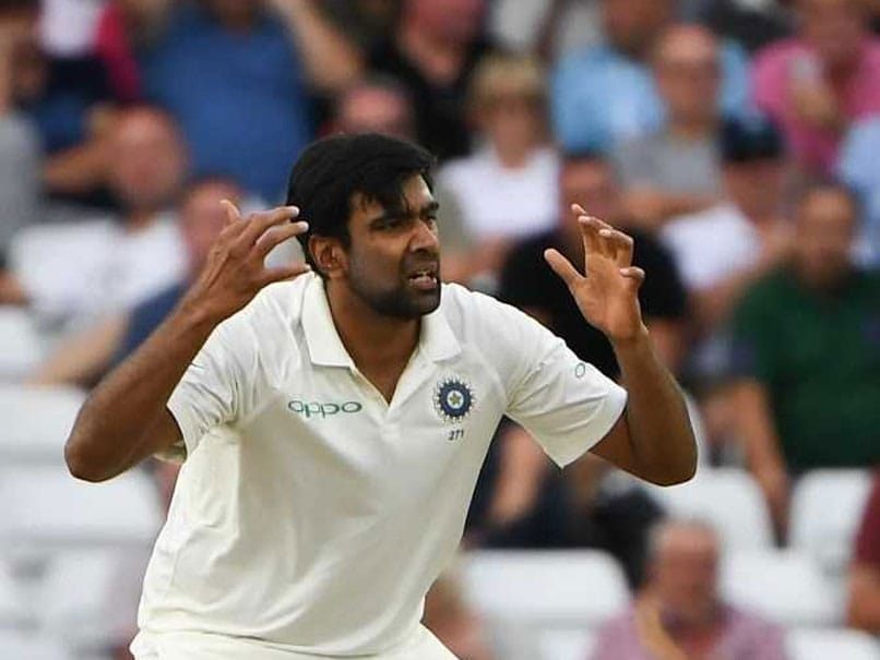"""Disappointed"" Ravichandran Ashwin Lays Into"