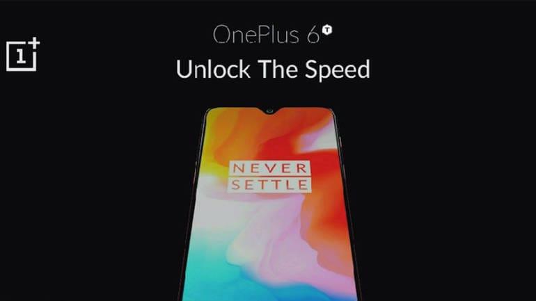 OnePlus 6T की प्री-बुकिंग भारत में शुरू