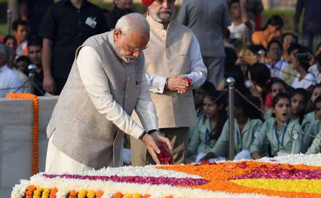 PM's Blog Tribute: 'Most Beautiful Aspect Of Gandhiji's Personality...'