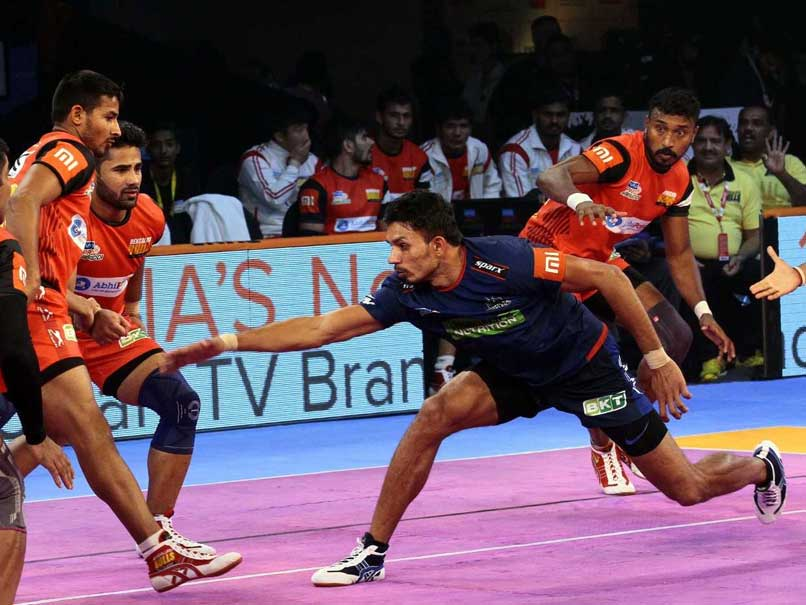 Pro Kabaddi League: Haryana Steelers Go Down To Bengaluru Bulls, UP Yoddha Defeat Puneri Paltan