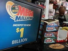 With No Winner, US Mega Millions Jackpot Rises To Record $1.6 Billion