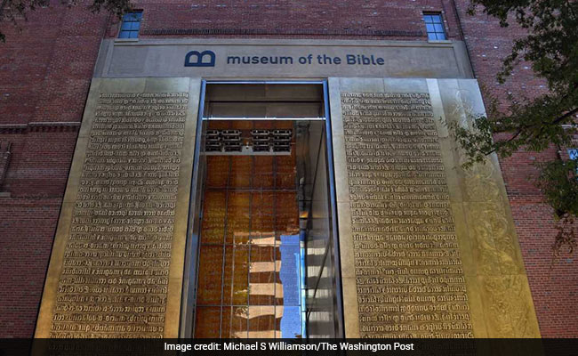 Oxford Professor Allegedly Stole Oldest Bible Fragments And Sold Them