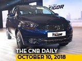 Video : Tata Tigor Facelift, New Santro Bookings, Datsun Go & Go+ Facelift