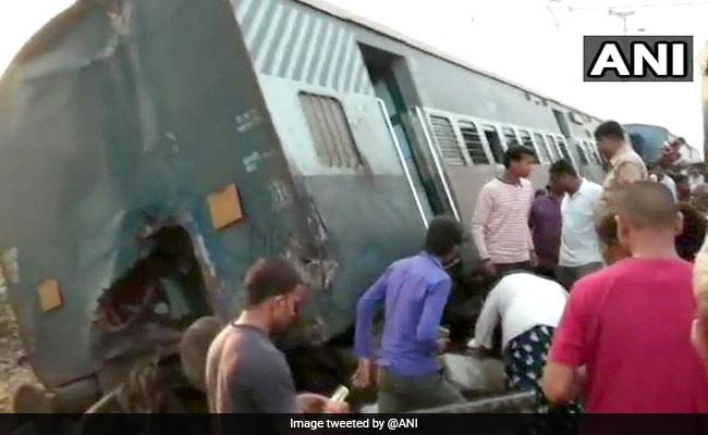 रायबरेली में रेल हादसाः हेल्पलाइन नंबर जारी, किसी भी जानकारी के लिए करें फोन
