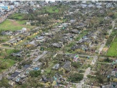 Andhra Pradesh Seeks Rs 1200 Crore Relief From Centre After Cyclone Titli