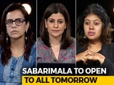 Video : Sabarimala Set For Showdown?