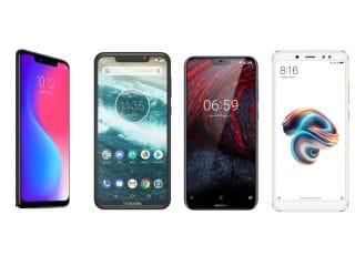 Lenovo S5 Pro, Motorola One Power, Nokia 6.1 Plus और Xiaomi Redmi Note 5 Pro में कौन बेहतर?