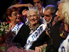 "93-Year-Old Crowned ""Miss Holocaust Survivor"" In Israel"