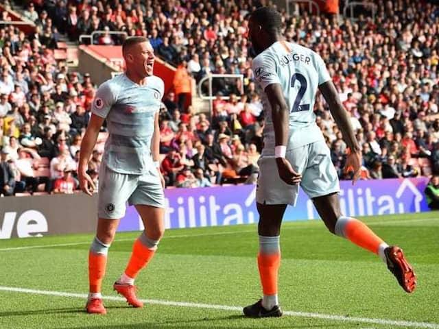 Premier League: Maurizio Sarris Ross Barkley Call Rewarded As Chelsea Beat Southampton