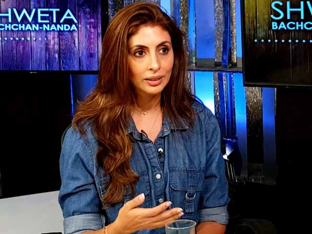 Video : Shweta Bachchan Nanda's Tips On How To Become A Writer