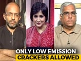 Video : Ban On Polluting Crackers: Right To Celebrate vs Right To Breathe?