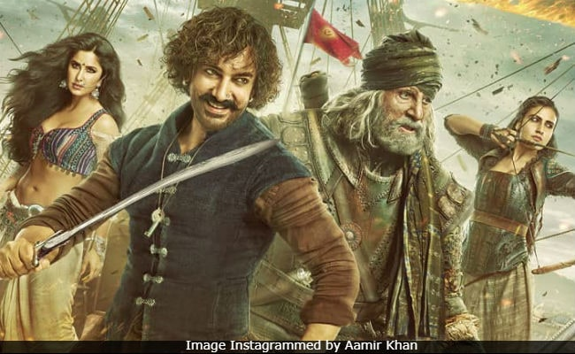 For Aamir Khan's Thugs Of Hindostan, Fans Are Ready To Fly Down From China
