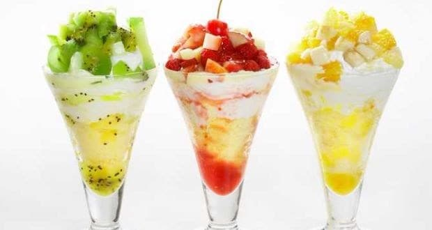 Fresh Fruit Parfait