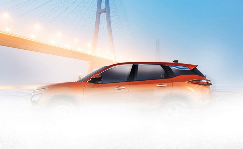 Customers can book the Tata Harrier at an amount of Rs. 30,000 online or at a Tata showroom