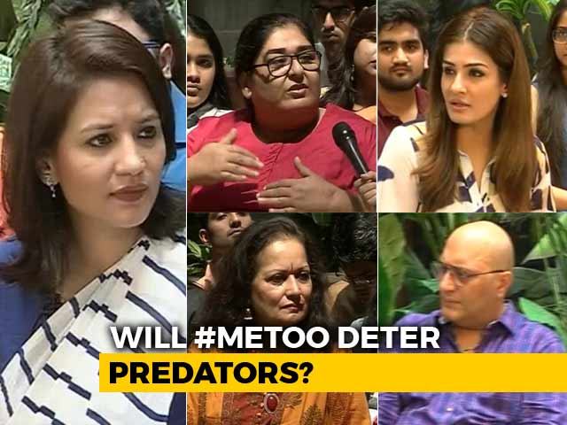 Video : We The People: Can #MeToo Change Bollywood's Script?