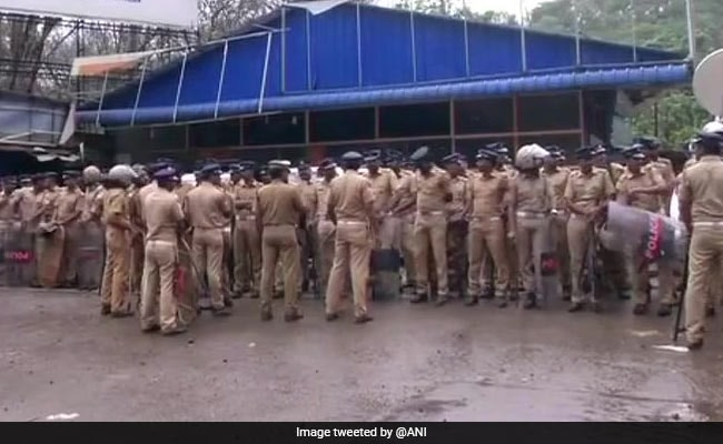 Woman Aborts Sabarimala Trek After Rain, Cops To Conduct Background Check