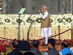 """Grateful Nation Pays Tribute"": PM Inaugurates Police Memorial, Museum"
