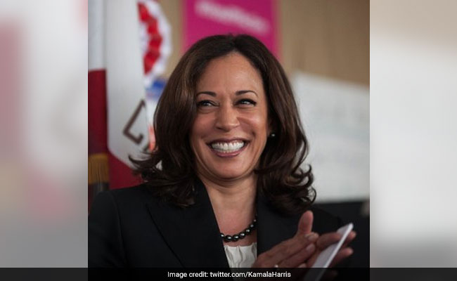 US Ready For 'Woman Of Colour': Kamala Harris Amid Talks On 2020 Race