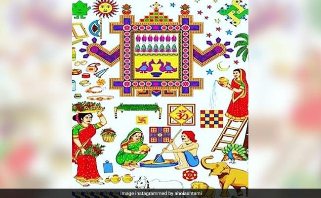 Ahoi Ashtami 2018: जब स्याहू ने बांध दी थी छोटी बहू की कोख, हर सातवें दिन हो जाती थी पुत्र की मौत