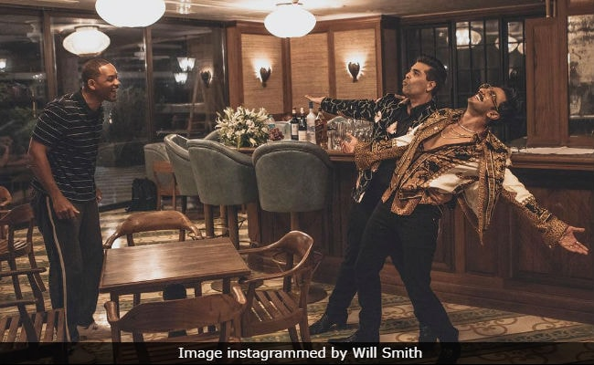 In Will Smith's Bollywood Diary, Ranveer Singh, Karan Johar And Student Of The Year 2